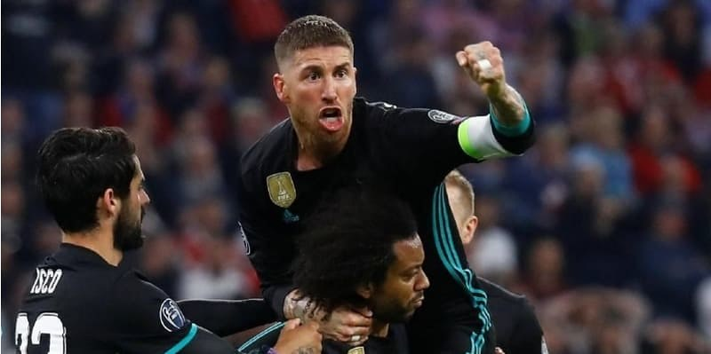 Ramos Sudah Biasa Hadapin Penyerang Terbaik