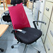 High back swivel chair with mesh E110