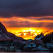 201804 - Lofoten, hot Reine sunset by marco.gamberini1968