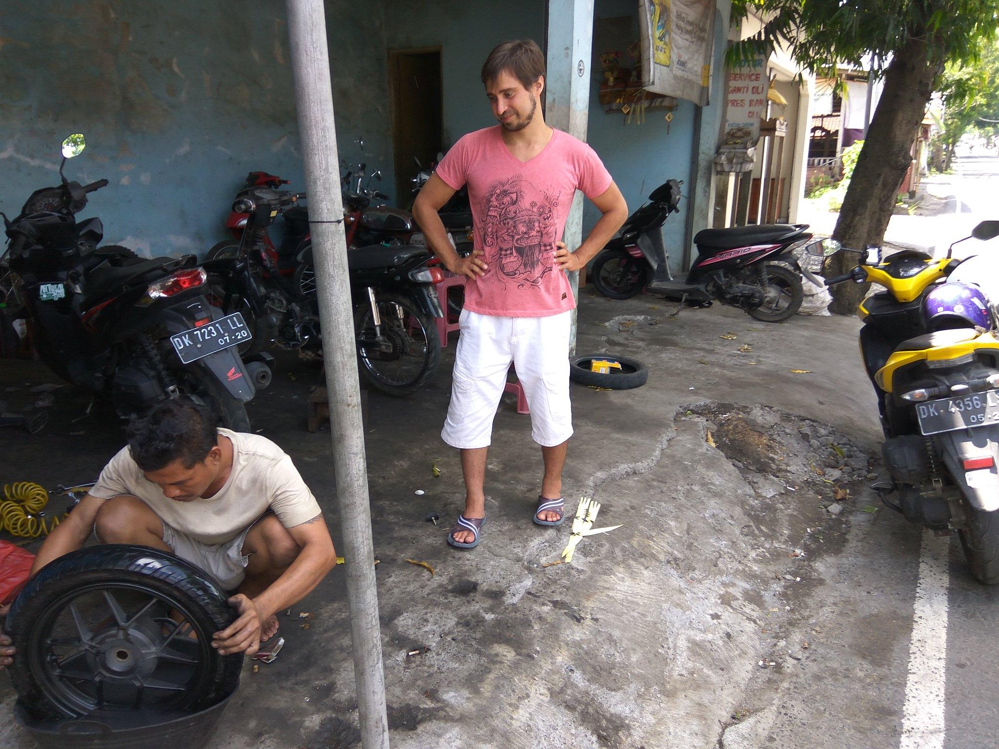 Бали 2018