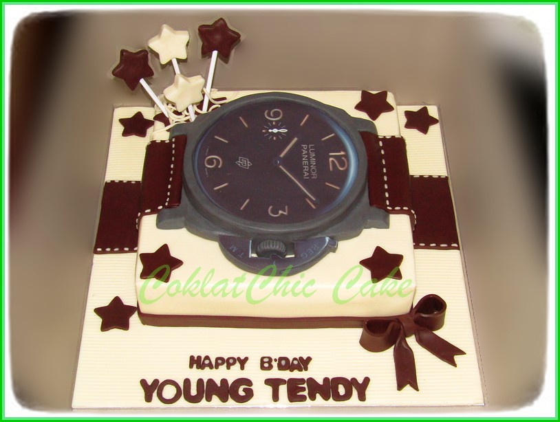 Cake Jam Panerai YOUNG TENDY 20 cm