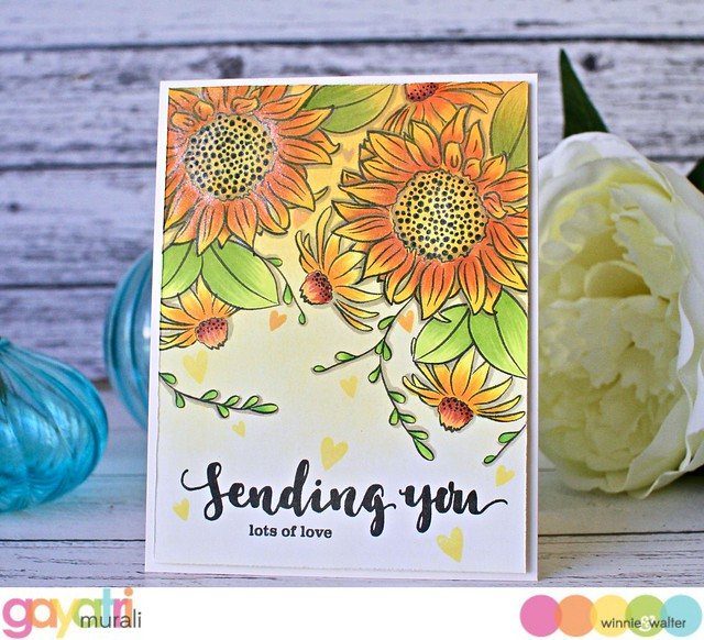 gayatri_Sending You card