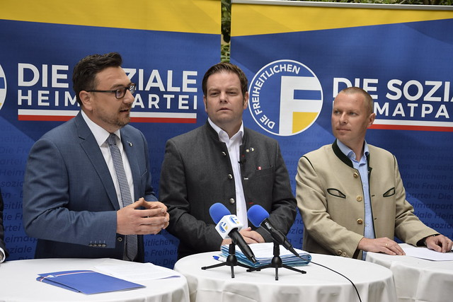 PK mit FPÖ Tirol - Transit, Staatsbürgerschaft, Migration