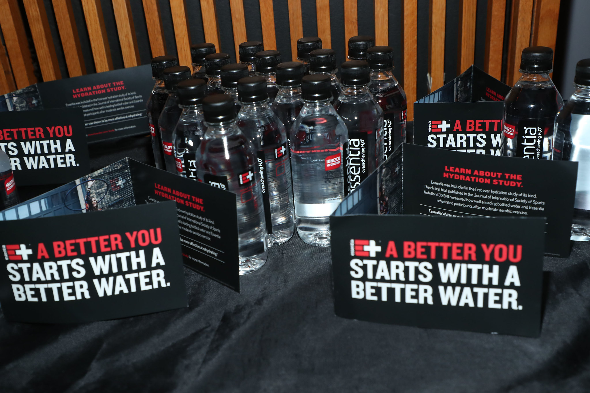 Summertime Tribeca Film Premiere Party at Supper Suite at Megu Presented by Blue Moon and Essentia Water