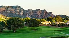 Sedona Golf and Sunset