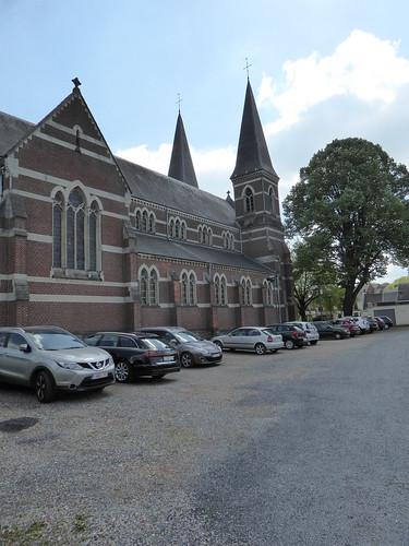 Antoing, l'église Saint Pierre (3)