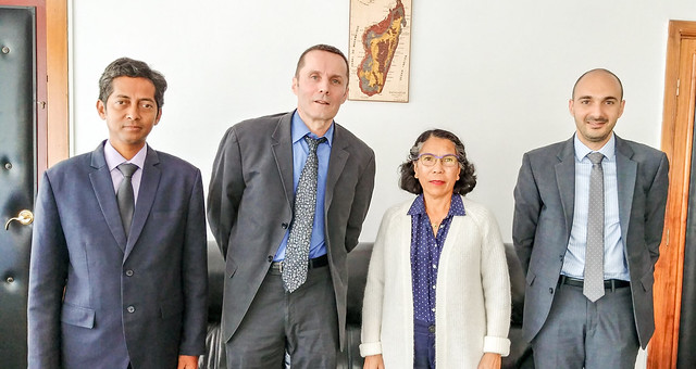Induction Programme for Madagascar