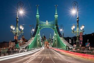 Budapest - Szabadság híd