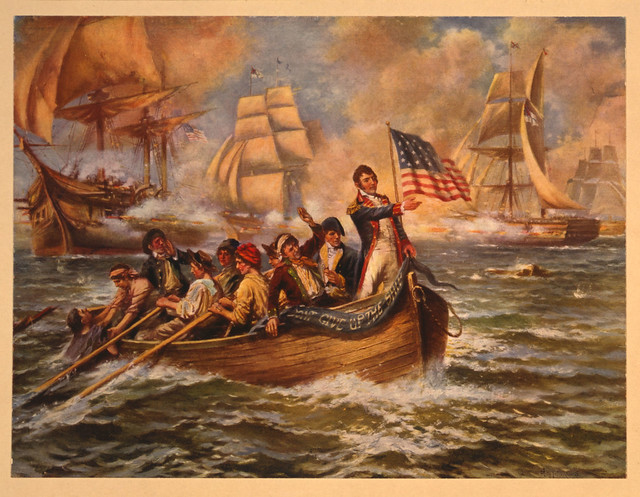 Commodore Perry Battle of Lake Erie