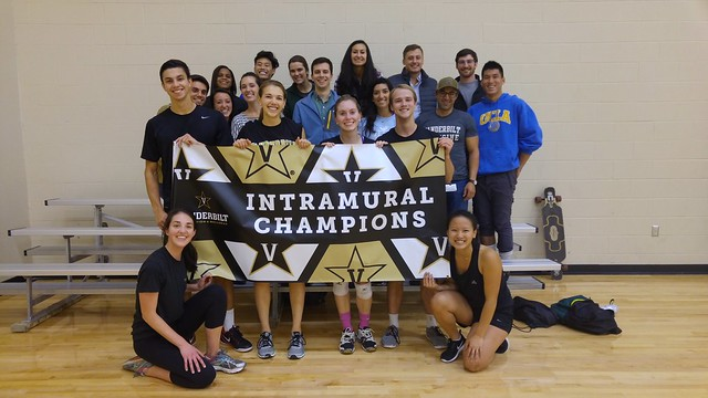 17-18 Intramural Champions