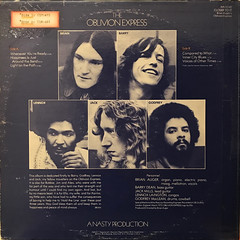 BRIAN AUGER'S OBLIVION EXPRESS:CLOSER TO IT!(JACKET B)