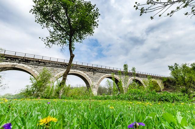 Tiffany Bridge, Nikon D7000, Sigma 24mm F1.8 EX DG Aspherical Macro