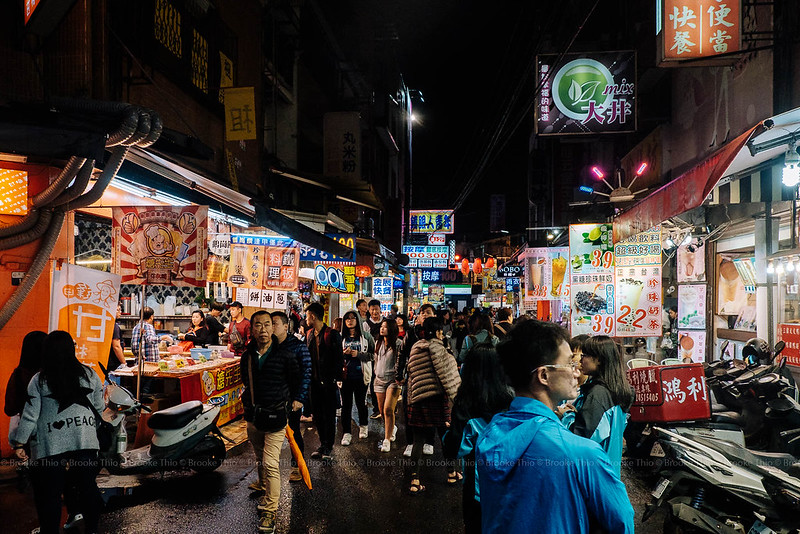 Things to do in Taichung: visit Fengjia Night Market