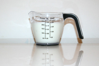 08 - Zutat Vollmilch / Ingredient whole milk