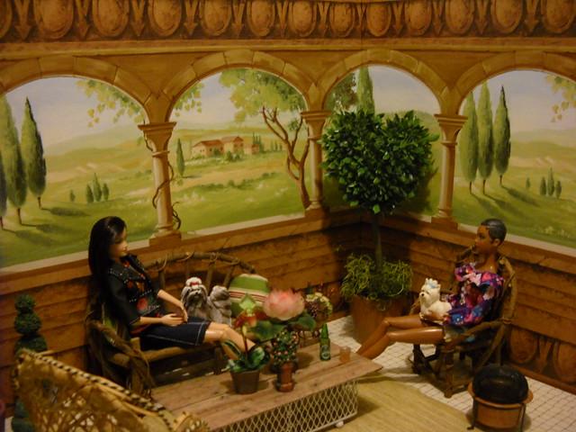 room SS terrace 6