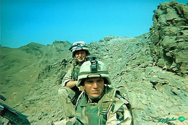 MOUNTAIN MEN ⛰️✌️🌞- OPERATION ENDURING FREEDOM-101ST AIRBORNE-AFGHANISTAN 2002 © Cody Jacobson-ZEN MOUNTAIN MEDIA all rights reserved
