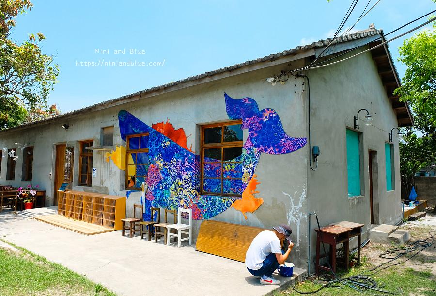 清水 梧棲 景點 海灣繪本館23