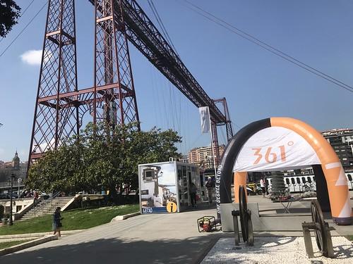 Media Maratón Puente Bizkaia 21KPuenteBizkaia 2018