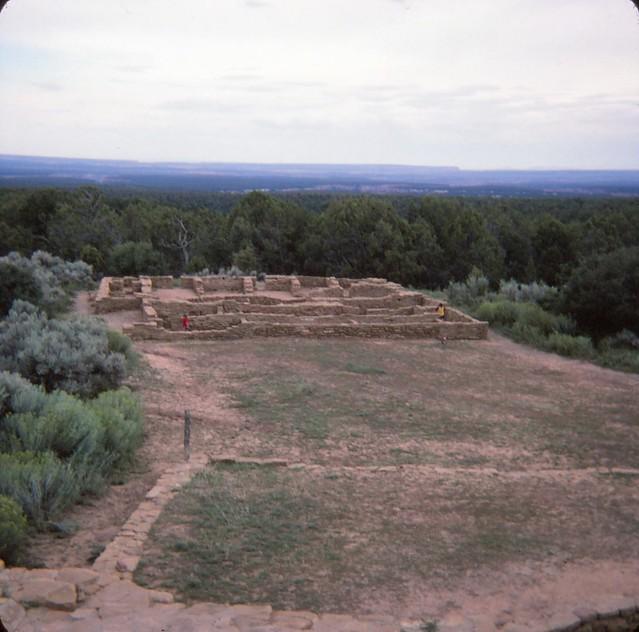 Mesa Verde National Park - Far View House