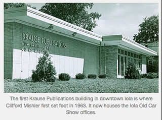 Krause Publications building