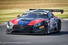 SMP Racing Mercedes AMG GT3 Blancpain Endurance Series Silverstone Sportscar Racing News