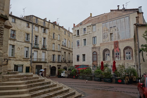 A very good trompe l'oeil - Montpellier, France
