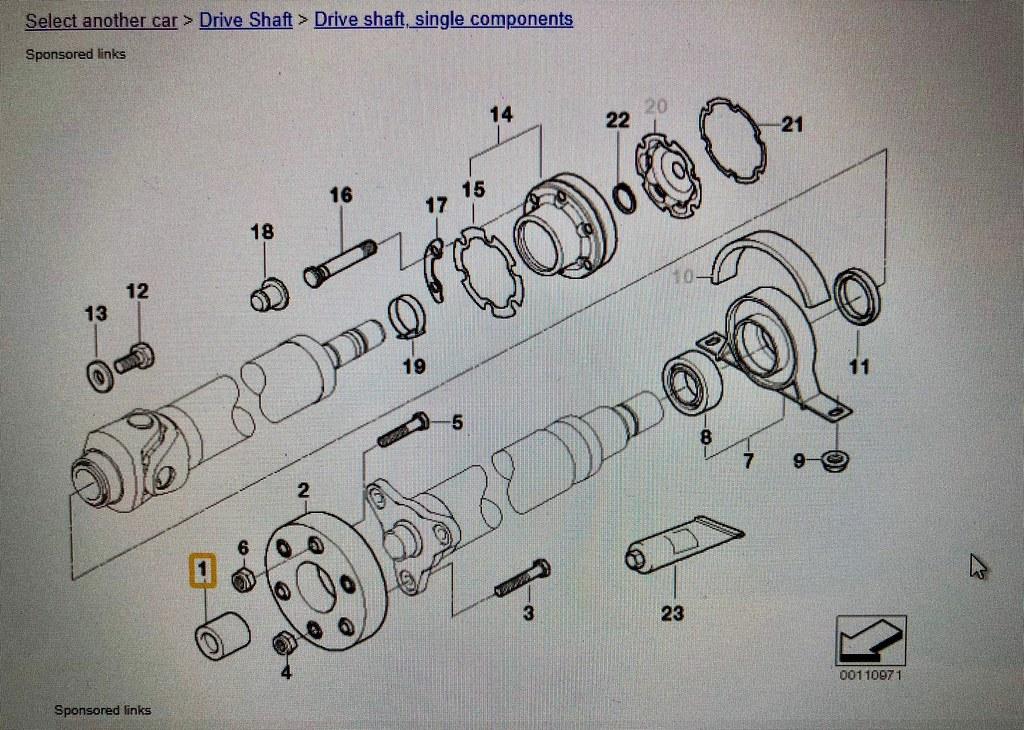 Driveline/shaft vibration [Archive] - BMW M3 Forum com (E30
