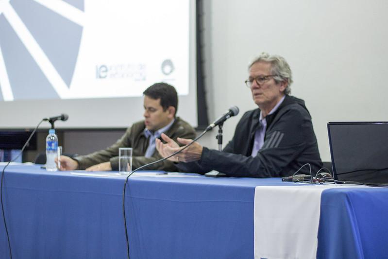 Do FMI ao Banco dos BRICS: o relato de uma experiência