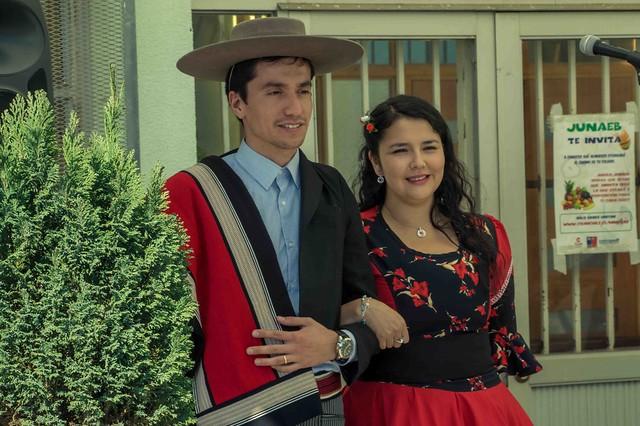 Cruz de Mayo - Colegio Nuevos Horizontes
