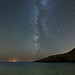 Milky Way from Krk island