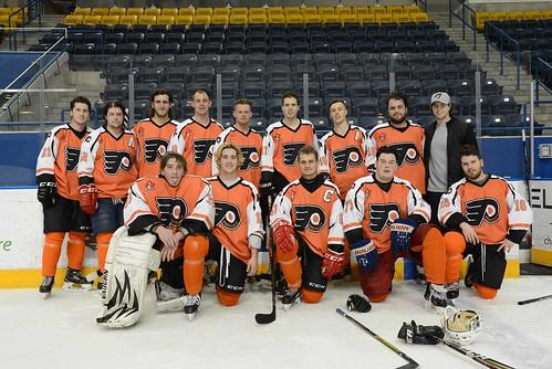 [Toronto, May 4-6] Prescott Flyers