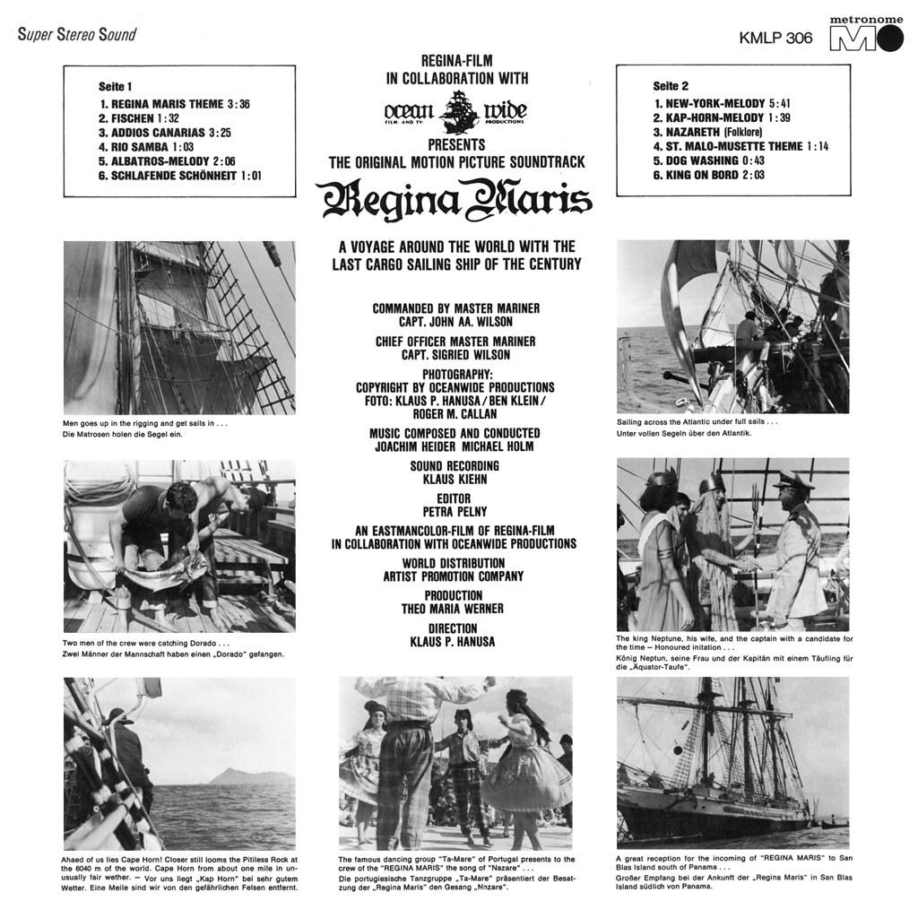 Joachim Heider, Michael Holm - Regina Maris