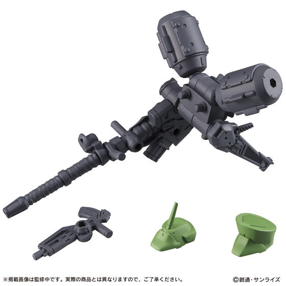 《機動戰士鋼彈》「重裝X重奏 武裝」第七彈 大好評續推!機動戦士ガンダム MOBILE SUIT ENSEMBLE 07