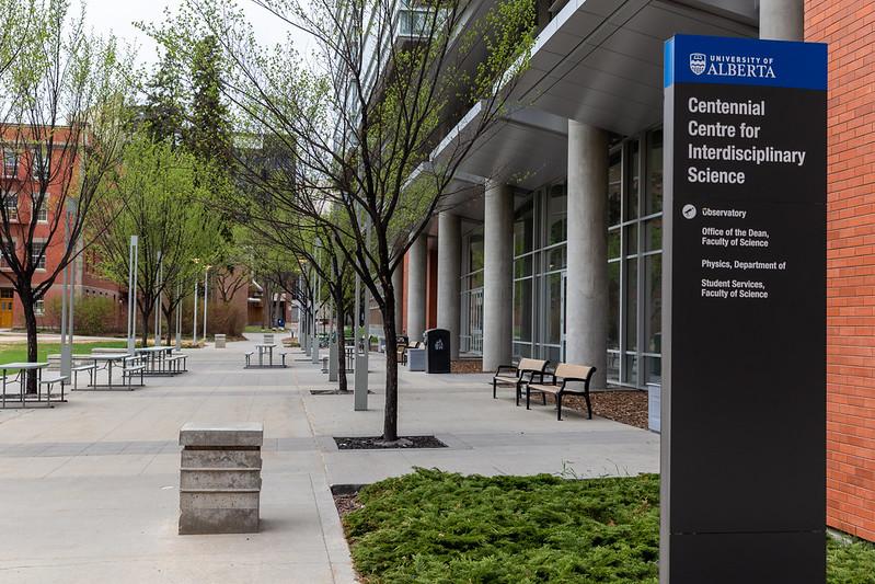 Centennial Centre for Interdisciplinary Science