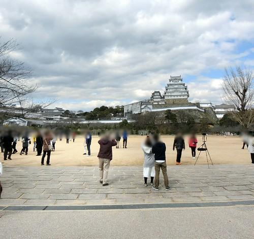 姫路城の見どころと混雑 フォトスポット