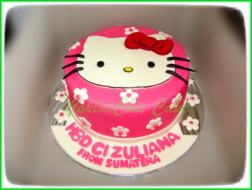 Cake Hello Kitty Ci ZULIANA 18 cm