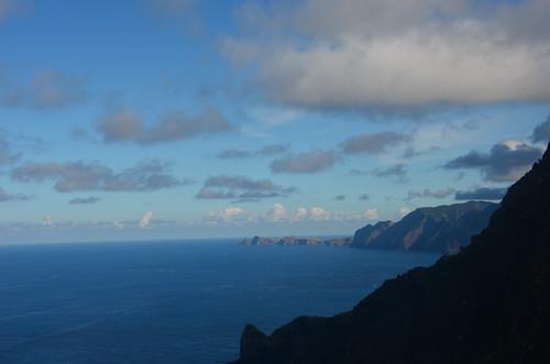Blick auf die Ostspitze mit Vordergrung