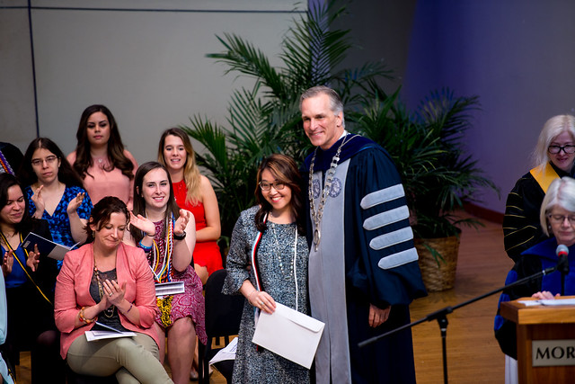 Moravian College Awards Ceremony 2018