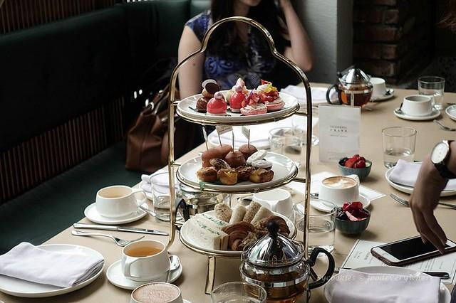 10.Afternoon Tea @ Fritz Brasserie (Ground Floor, Wolo Hotel)