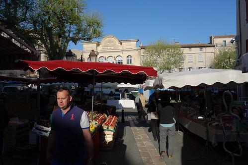 Saturday Market - Apt, France