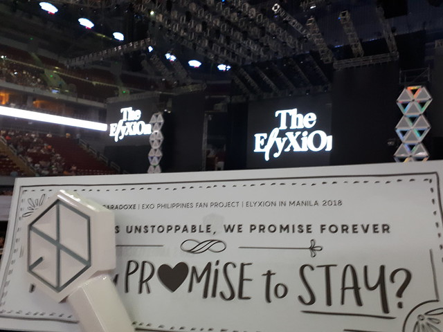 The Elyxion in Manila