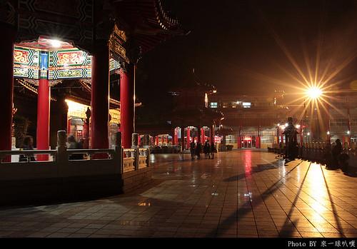 三清宮-免費宜蘭夜景