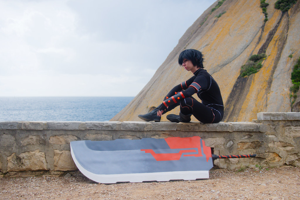 related image - Shooting Code Lyoko - William - La Ciotat -2018-05-01- P1233133