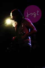 "Justin Harris, vocalista de la banda ""Menomena"", Paradiso - �msterdam (Holanda Septentrional / Pa�ses Bajos)"