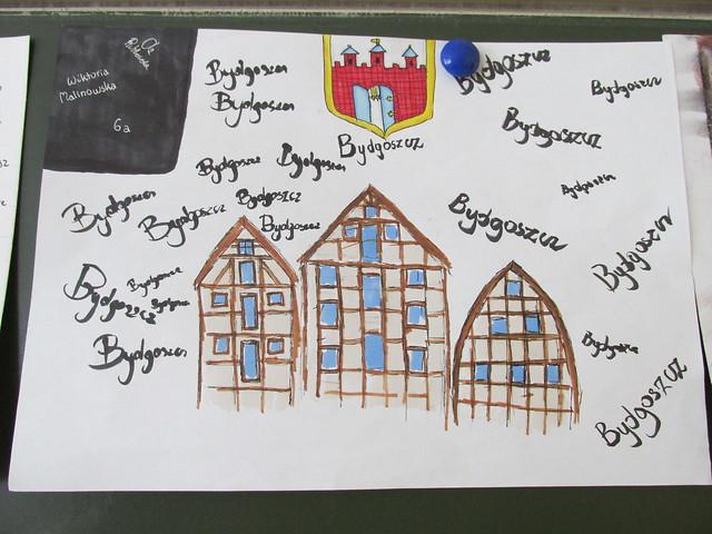 """Szkolny konkurs """"Bydgoszcz - Moje Miasto"""""""