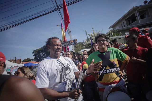 Curitiba recebe novas caravanas para grande evento popular