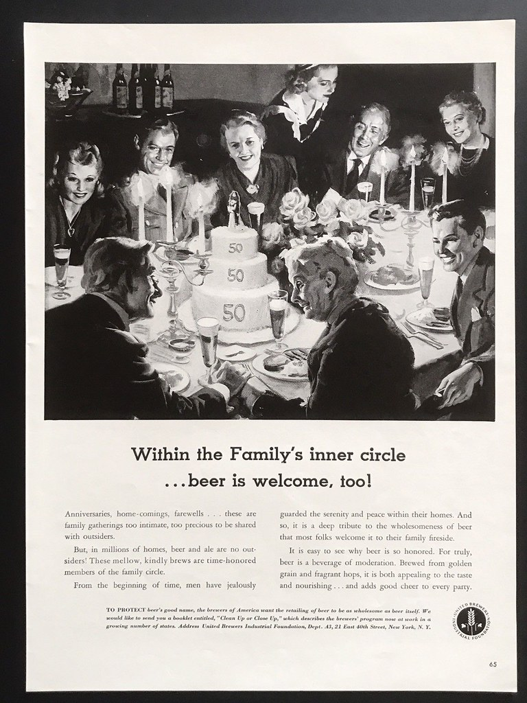 1944-Vintage-Print-Ad-UNITED-BREWERS-ASSOCIATION-50th