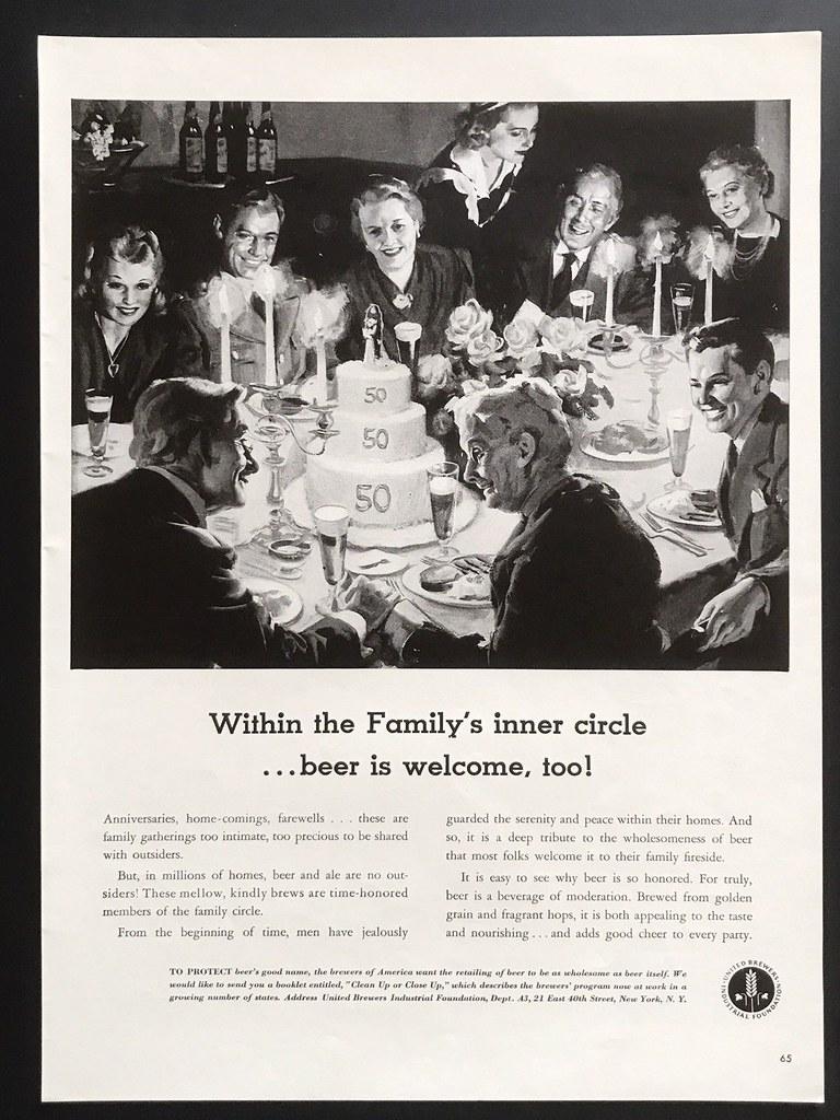 1944-Vintage-Print-Ad-UNITED-BREWERS-ASSOCIATION-50th