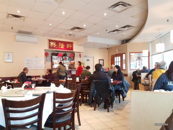 Northern Dumpling Kitchen interior