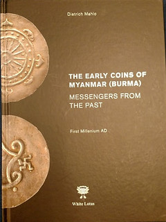 Early Coin of Myanmar book cover